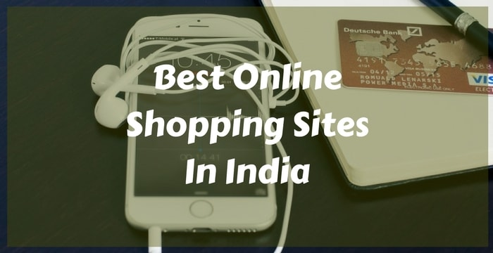 Best Online Shopping Sites In India 2017