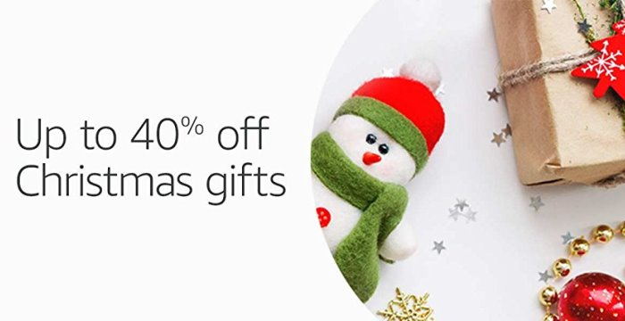 Amazon Christmas Sale 2017 Offers & Deals