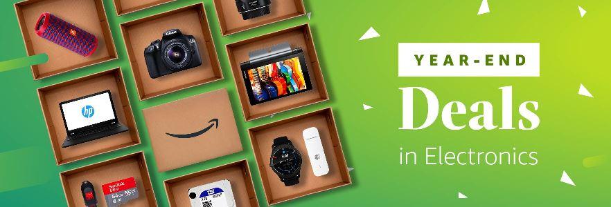 Amazon Year End Sale 2017