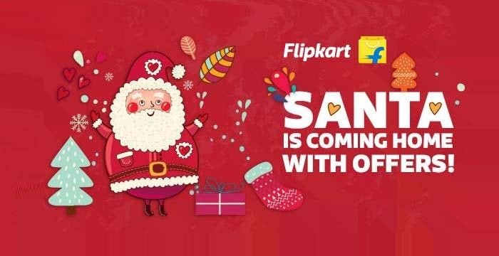 flipkart christmas offers