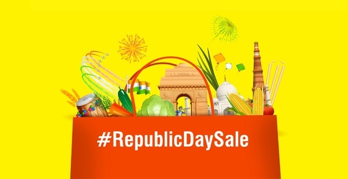 Republic Day Offers 2018, Sale Discount Deals