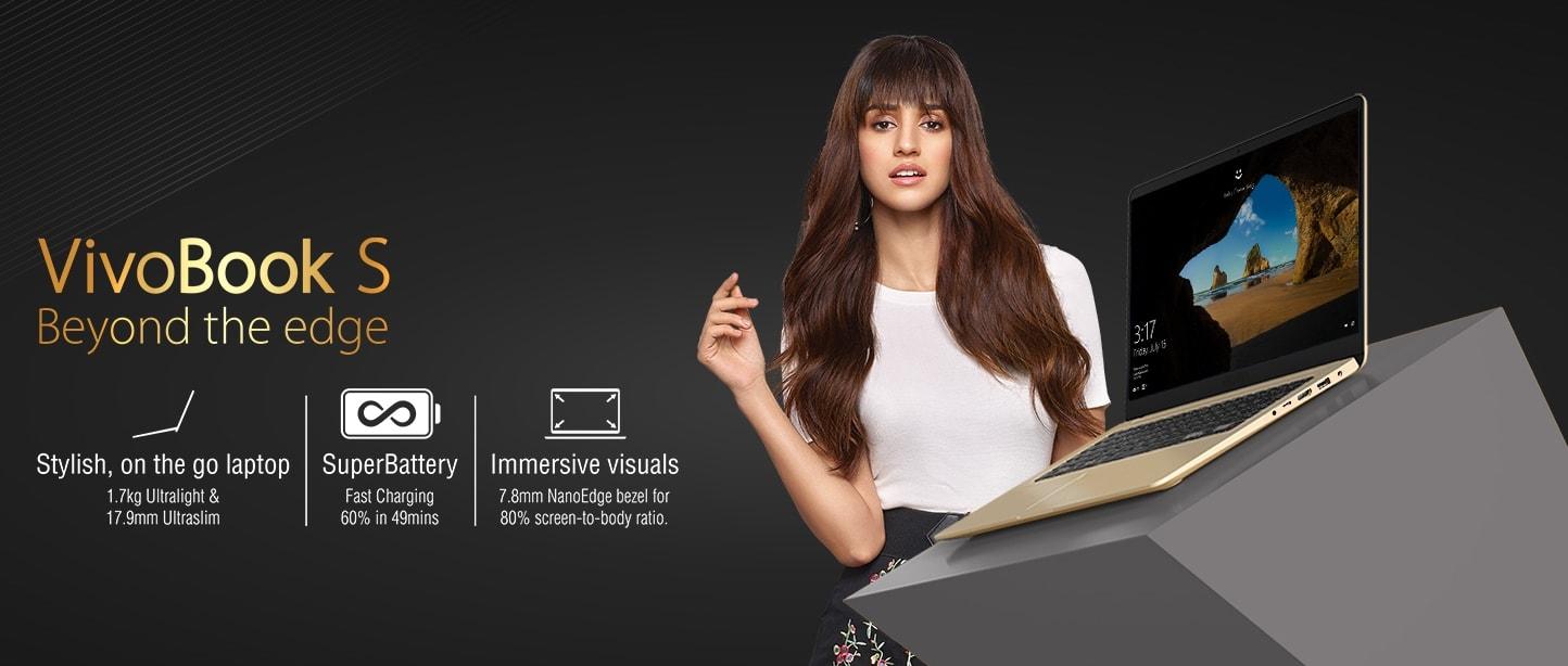 Asus Vivobook - BeyondTheEdge