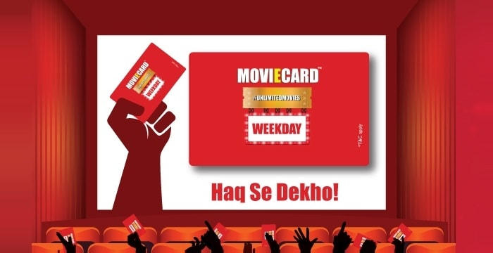 Carnival Cinemas Movie Card Offer