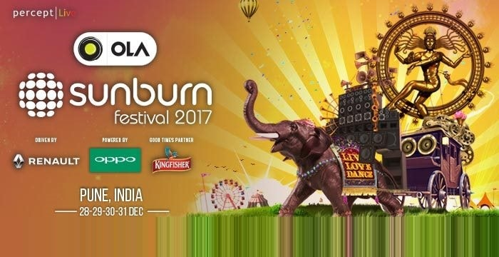 Sunburn 2018 tickets price