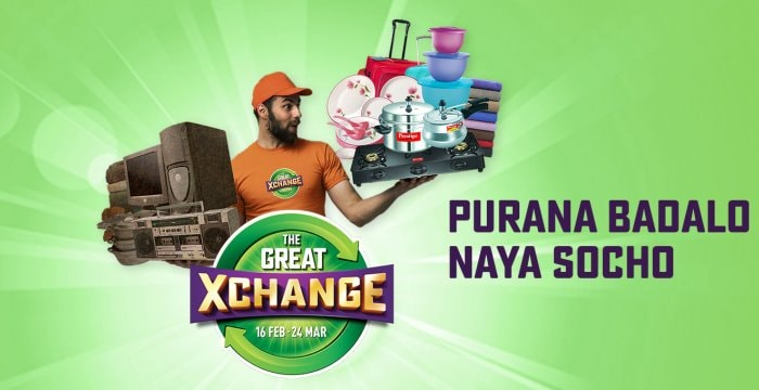 Big Bazaar The Great Xchange Offer 2019