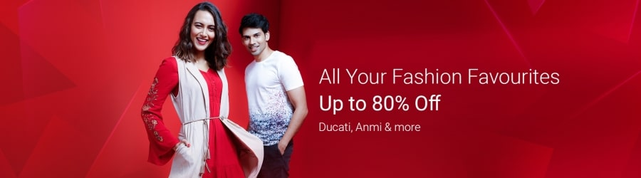 Flipkart Fashion Sale 2019