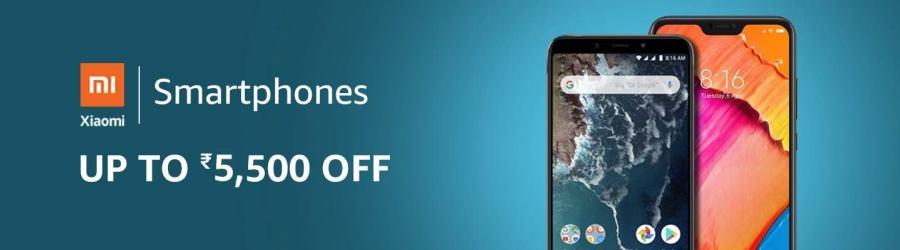 Xiaomi Amazon Sale