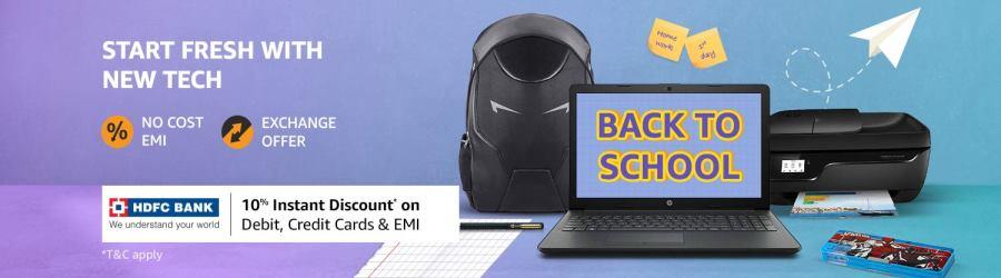 Amazon Laptops Sale April 2019