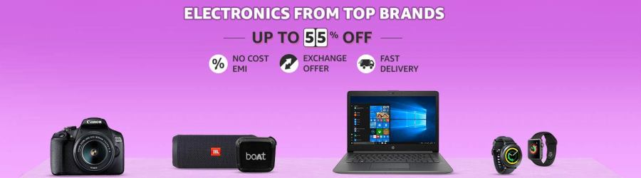 Amazon Electronics Offers