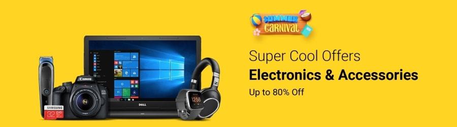 Flipkart Electronics Sale 2019
