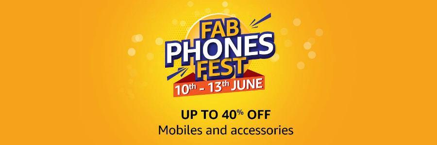 Amazon Fab Phones Fest June 2021