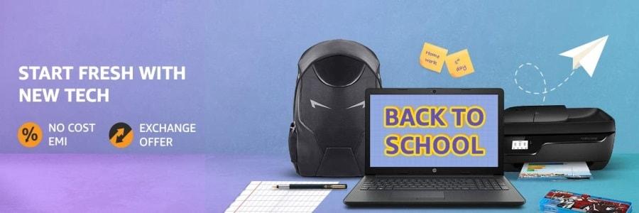 Amazon Laptop Back to School Sale 2019