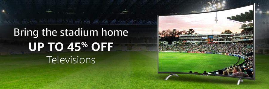 Amazon Television Sale 2019
