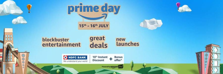 Amazon Prime Day Sale 2021